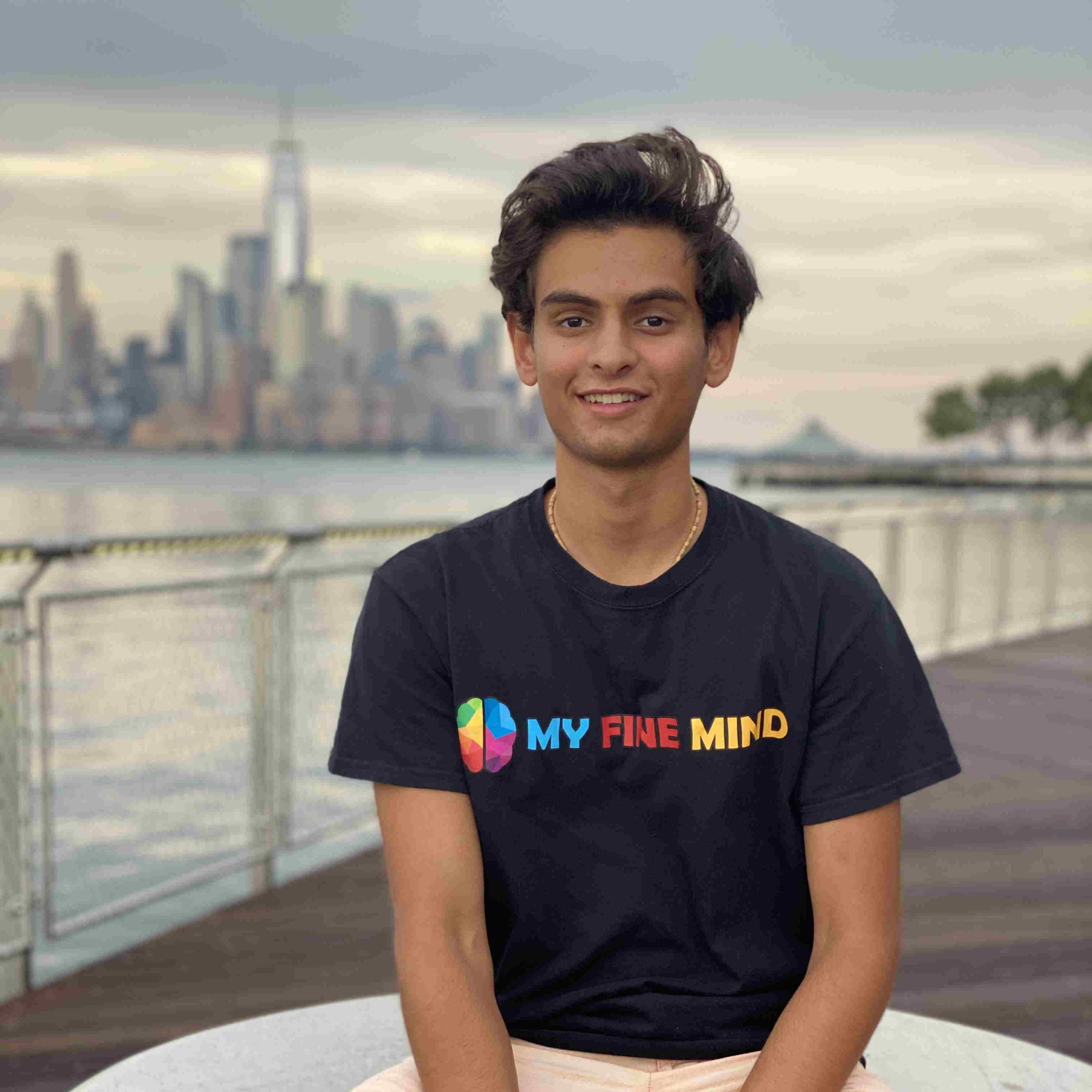MFM Yajas Shah About Us Image