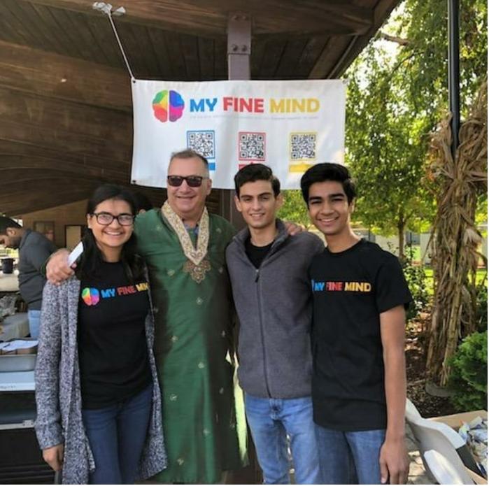 my fine mind 2019 diwali mela fundraiser image