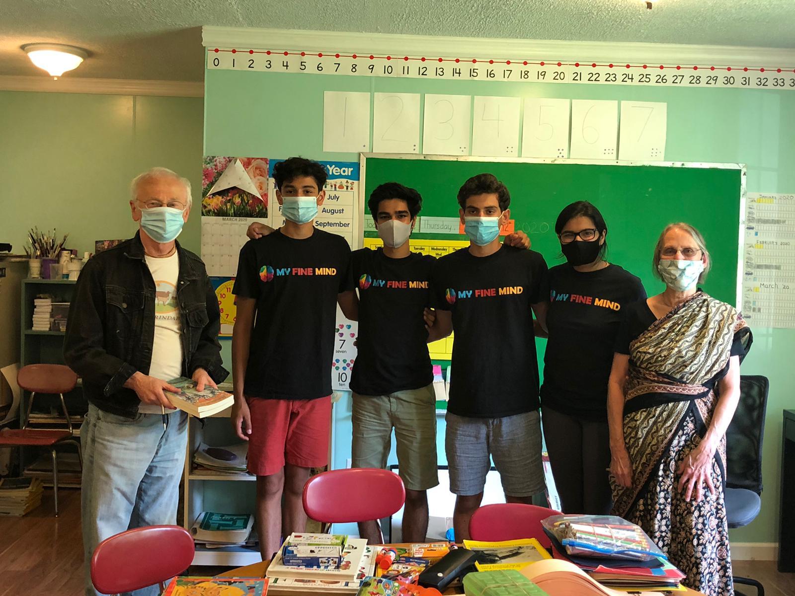 featured image for Gopal's Garden Homeschool Co-op